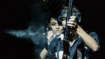 The Black Rider - Luzerner Theater - Okt 2014